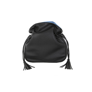 Dabagirl Tasseled Chain Strap Bucket Bag